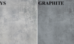 Gres - floor tiles chromatic grys , graphite rectified size : 60/60 cm matt